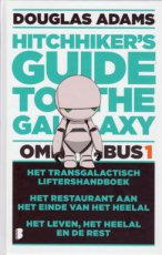 Adams, Douglas - HITCHHIKER'S GUIDE TO THE GALAXY OMNIBUS 01
