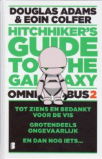 Adams, Douglas - HITCHHIKER'S GUIDE TO THE GALAXY OMNIBUS 02