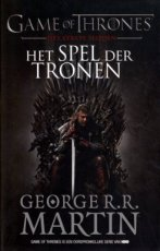 Martin, George R.R. - GAME OF THRONES 01 HET SPEL DER TRONEN PBK