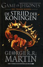 Martin, George R.R. - GAME OF THRONES 02 DE STRIJD DER KONINGEN PBK